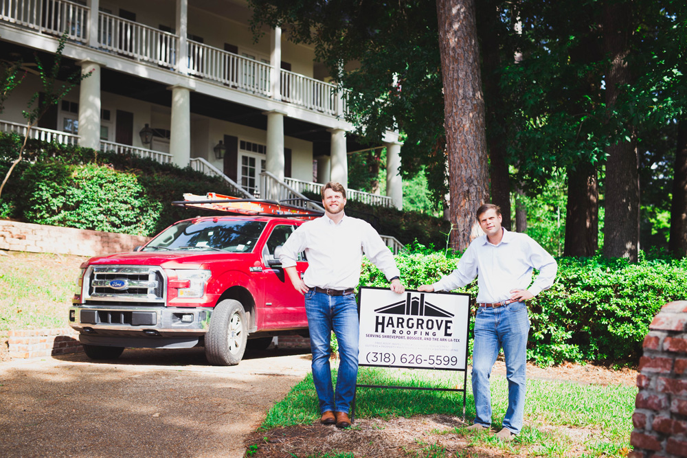 Two Brothers Path To Success Hargrove Roofing